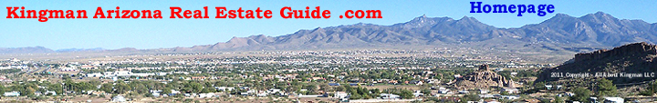 Kingman AZ homes are a great place to live!